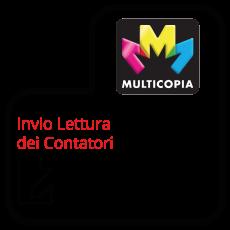 Invio Lettura dei Contatori Multicopia Perugia