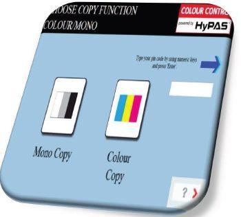 Color Control – Per Il Controllo Delle Copie A Colori