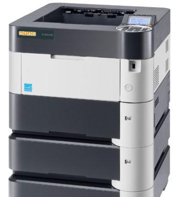 Stampante Bianco Nero UtaxP-5531DN