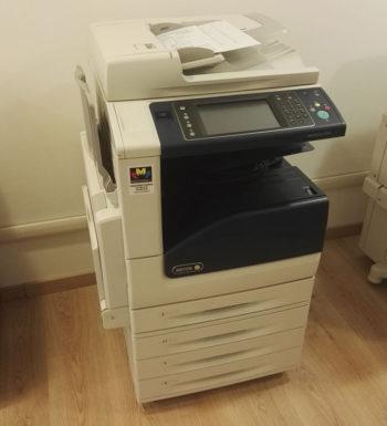 Xerox WC7530 Usato Multicopia