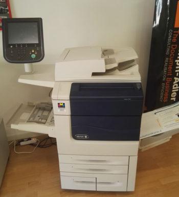 Xerox Colour 550 Usato Multicopia