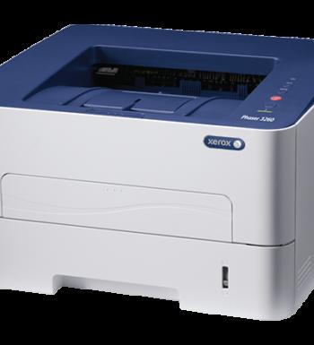 Stampante Bianco E Nero Xerox Phaser 3260