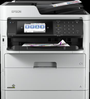 Multifunzione A Colori Epson WorkForce Pro WF-C579RDTWF